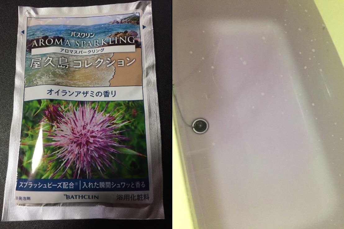 オイランアザミの香り